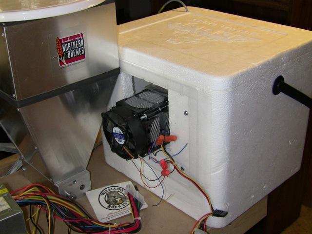 Как сделать кондиционер своими руками с холодильника