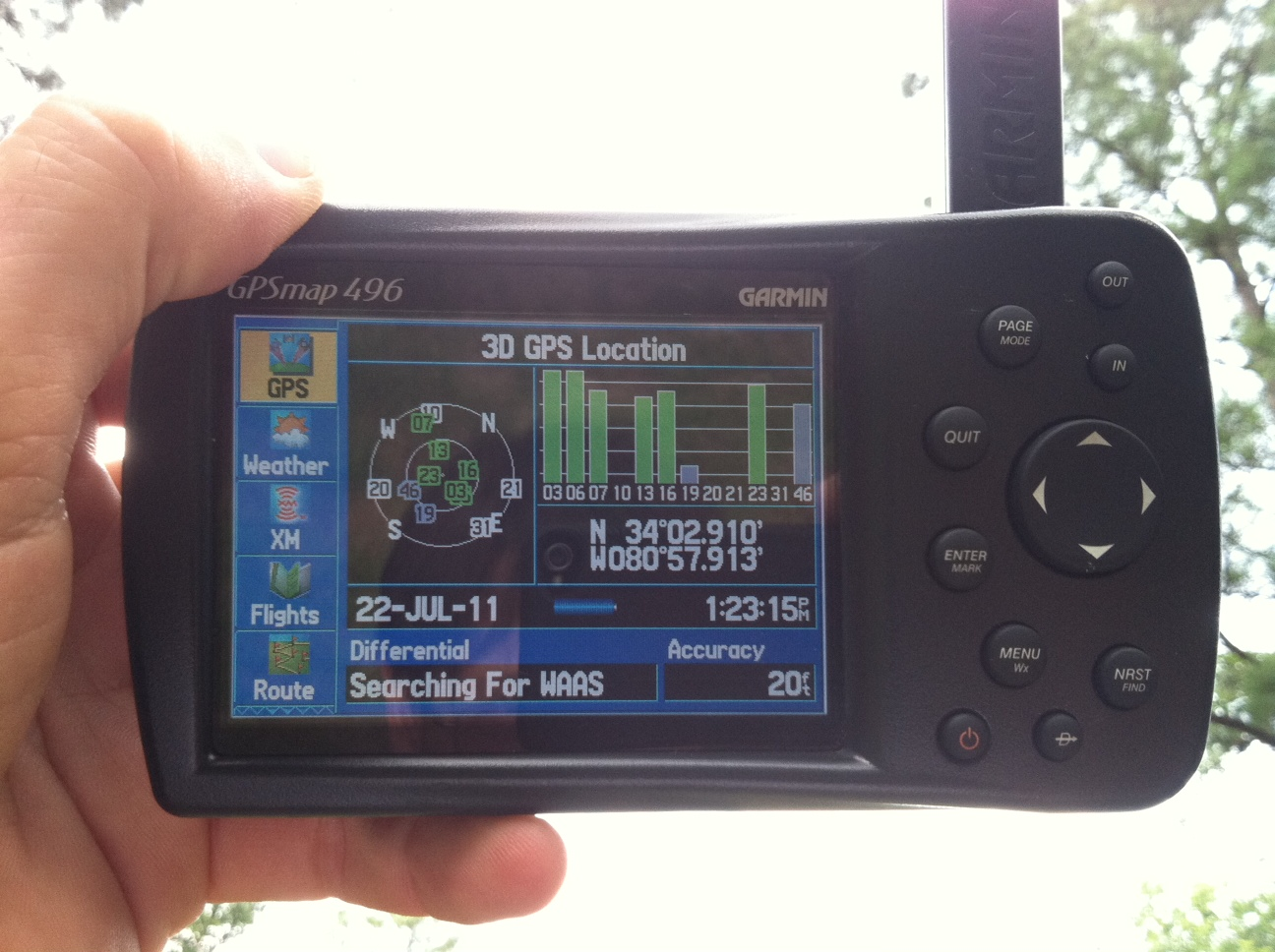 Garmin 496 696 Wiring Diagram Replacing The Gps Internal Battery Mike Hoover S Rh Aclog Com Carry Case